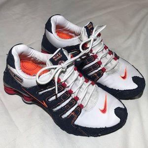 Nike Shox Denim Sneakers